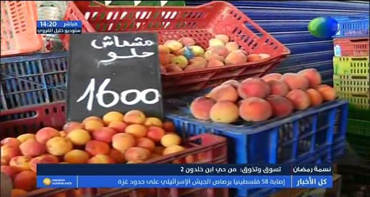 تسوق و تذوق محمد علي الفرشيشي من حي إبن خلدون 2