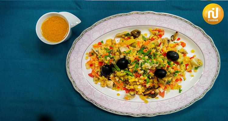 سلّة سلّة الجزء الثاني : تشيش بالعلوش ، دجاج على الطريقة المغربية