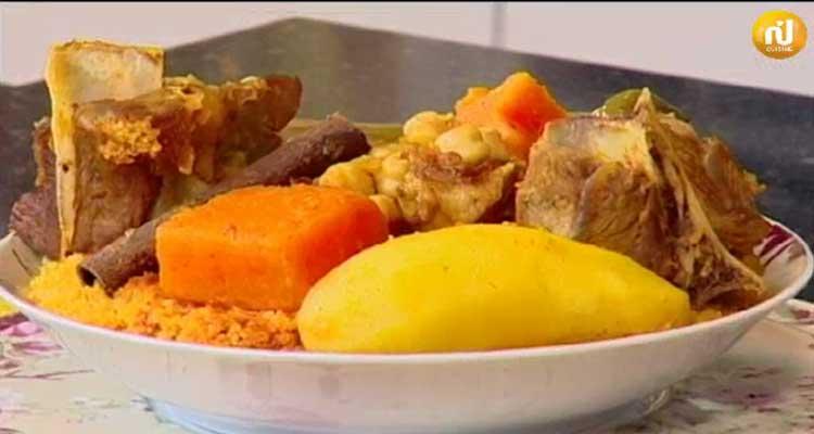 برغل بالقرنيط ، ريزوتو مع بروشات دجاج ، تارت شوكولا بوفريوة - كوزينتنا هكا