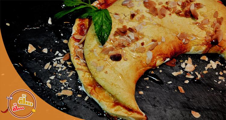 سلاطة خضر على البخار , حساء الكروفات , Paella , بيتزا حلوة - سلّة سلّة الجزء الثالث