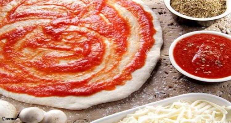طريقة تحضير صلصلة بيتزا