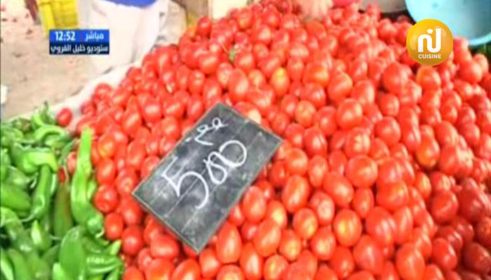 تسوق وتذوق مباشرة من سوق الكرم الغربي