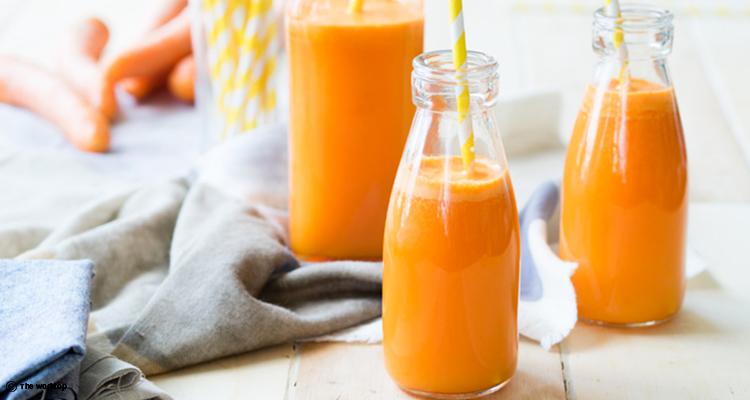 مشروب البرتقال بالكسبر