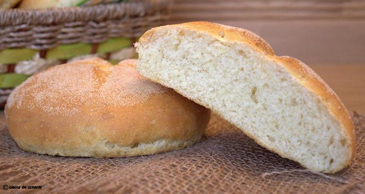 خبز في الكوشة