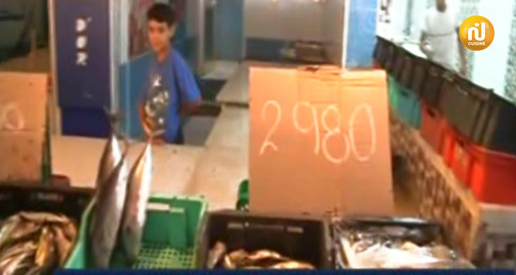 تسوق وتذوق مباشرة من السوق الأسبوعية إبن خلدون 1