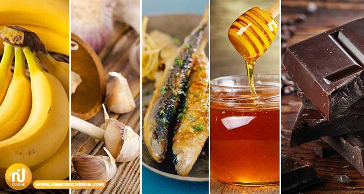 https://cuisine.nessma.tv/10 أطعمة في بيتك تجلب لك  السعادة .. اكتشفها !