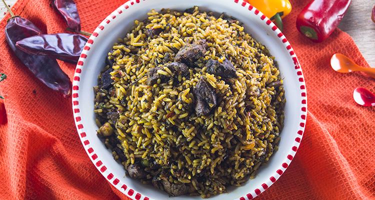 أرز على الطريقة الجربية