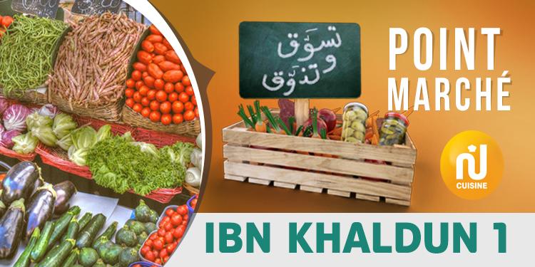 Point marché : Ibn Khaldun1