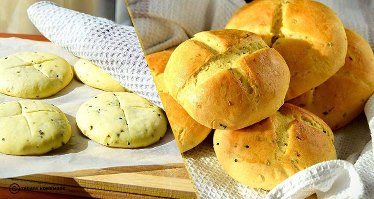 خبز مبسّس دياري