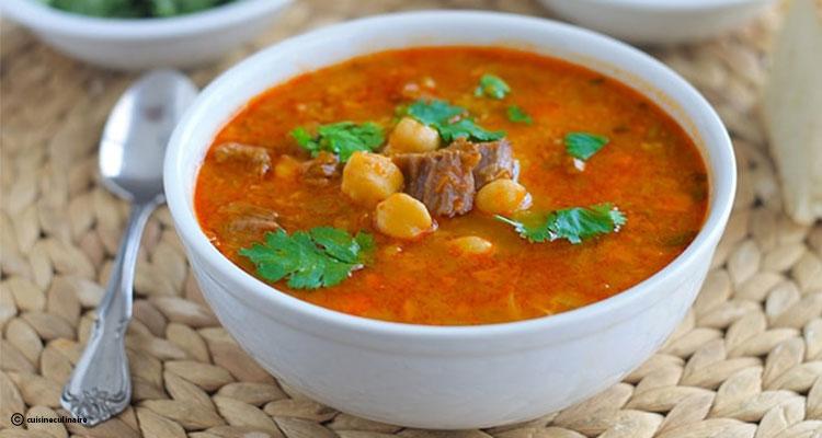 Soupe Tunisienne Chorba