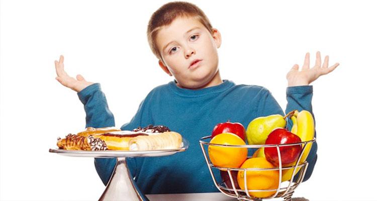 السمنة عند الأطفال : اسبابها.. والحمية المناسبة للتخلص منها !