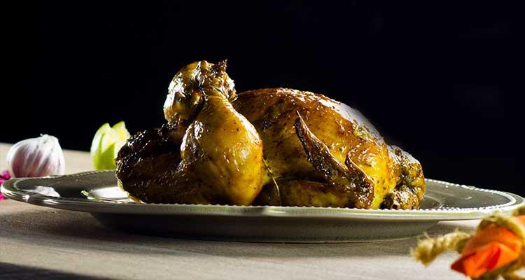 دجاجة محمرة - بنينة