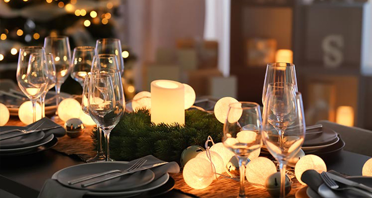 tendances نسمة : تعرف على اخر صيحات تزيين الطاولة لسنة 2018 -2019 مع الضيفة وصال اللبان