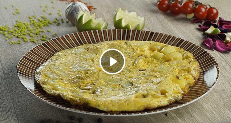 Tortilla Pomme de terre