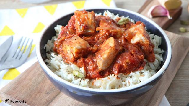 أرز بالسمك