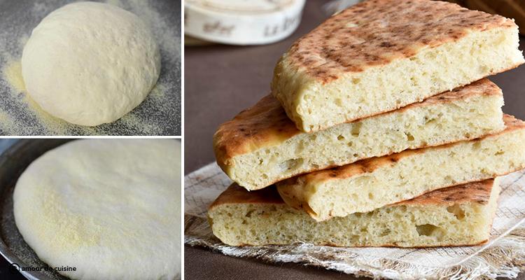 خبز مطاليع