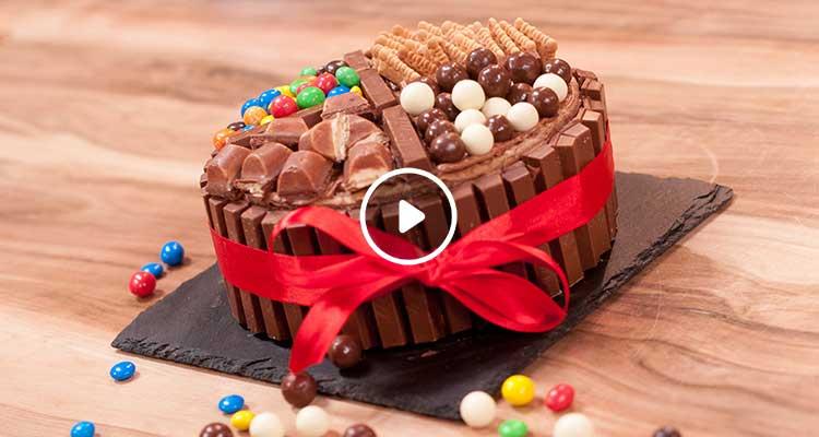 خبزة قاتو للعيد الميلاد - كوجينة اليوم 02 - الحلقة 58