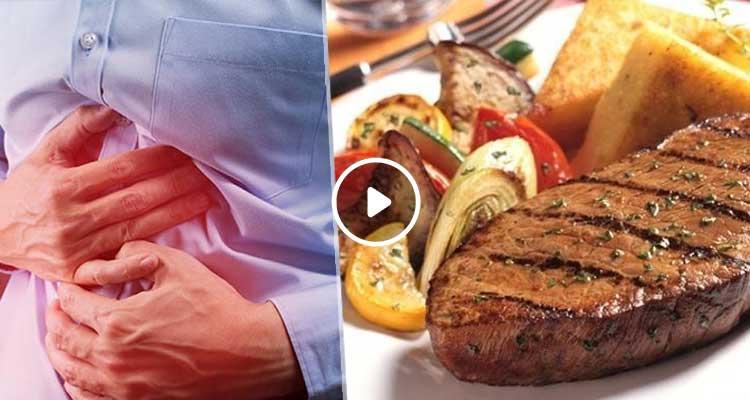 نظام غذائي لالتهاب المعدة والأمعاء - مع الطبيب