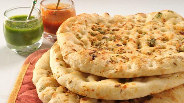 خبز عروك (العروق) عراقي