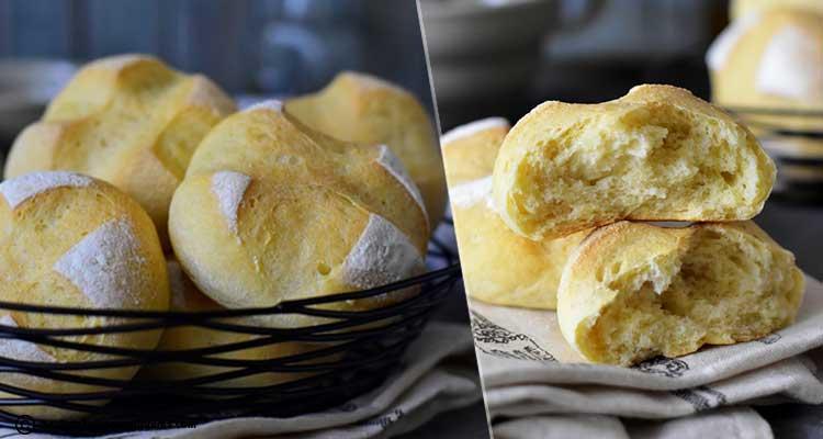 أقراص خبز بالسميد