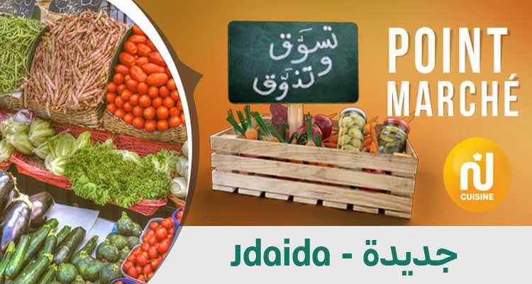 Point marché : Jdaida