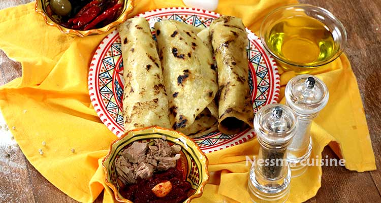 خبز ملاوي تونسي - بنينة