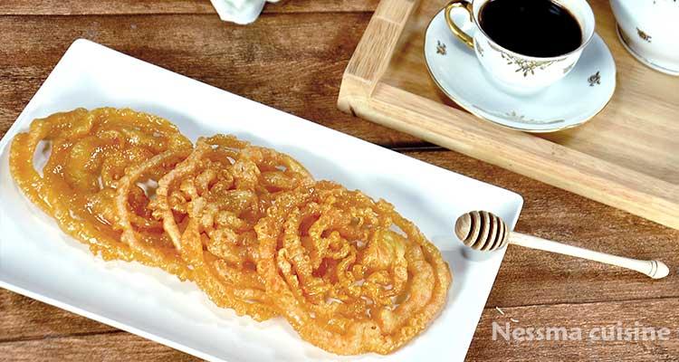 حلويات الزلابية التونسية - بنينة