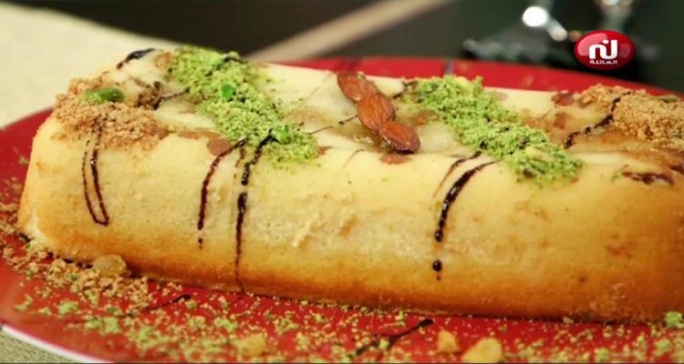 Bouillon d'olives au citron ، Tajin au Marqué ، salade omek houria ، mousse au chocolat -  kaa El Khabia Ep 09