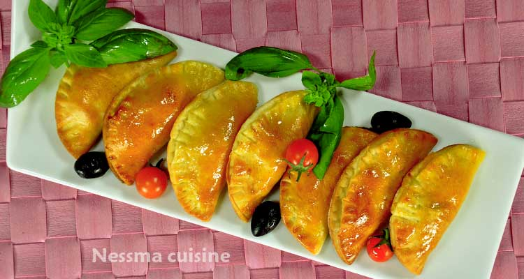 Banadhej poulet fromage - bnina