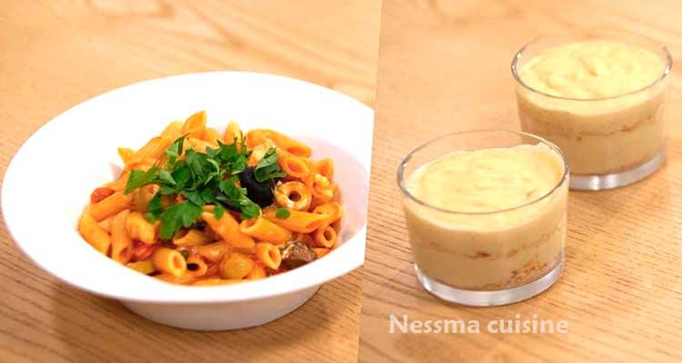 Sauce arrabiata, crème au chamia - coujinet romdhan 02 EP22