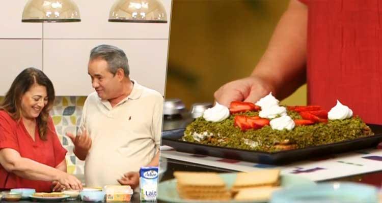 Soupe oiseau,cannelloni,gateau courant d'air-Kaa El Khabia01