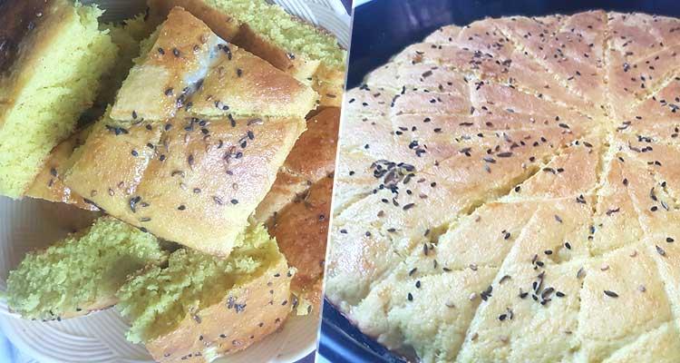 خبز دياري مبسس