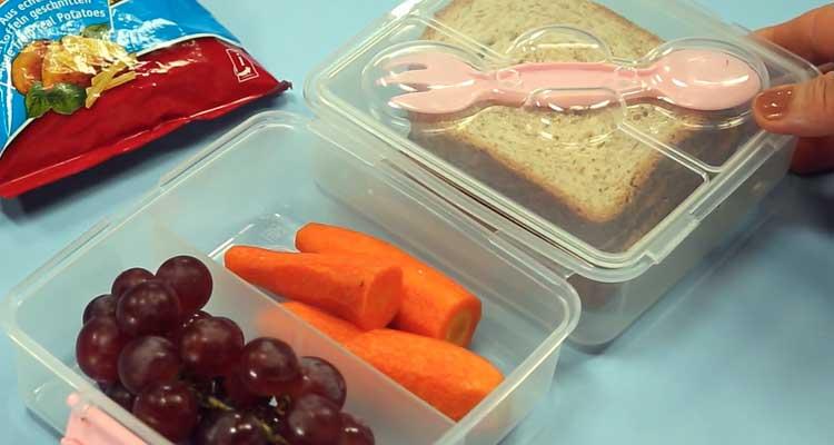 كيف تعد حقيبة الطعام لأطفالك في الروضة والمدرسة؟