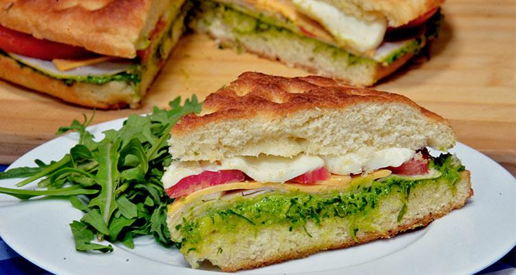 2 Recettes de sandwich gourmand fait maison