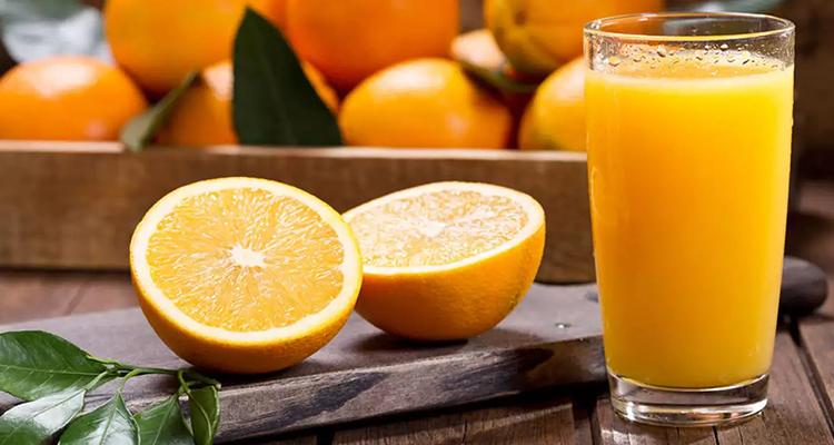 فوائد البرتقال على الريق