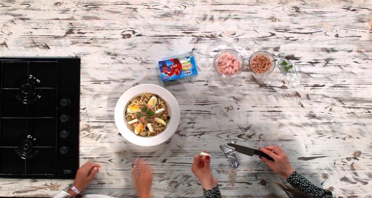 Salade de pâtes - Koujina Junior 3 - Ep 7