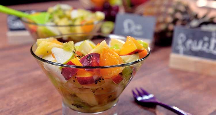 أفكار وصفات سهلة لإضافة المزيد  من الفواكه والخضار في نظامك الغذائي