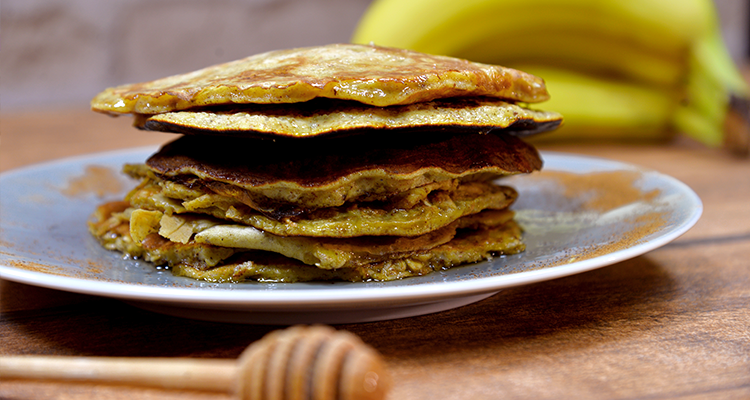 4 وصفات للتحلية  بفاكهة الموز
