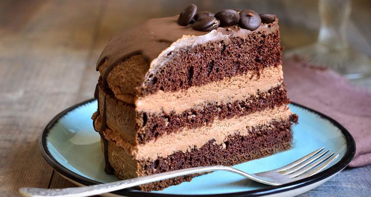 كيكة الشوكولاتة