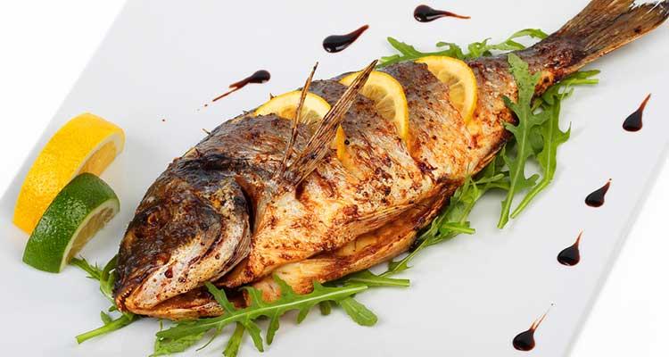 كيف تحافظين على مذاق السمك الطبيعي