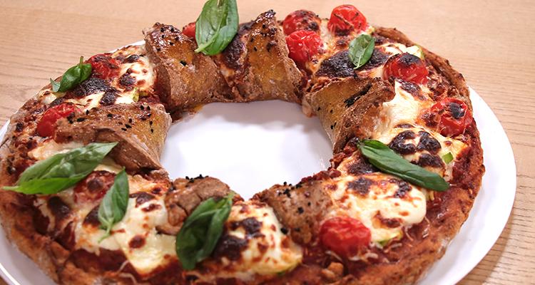 Pizza couronne - Koujinet Elyoum Ep 16