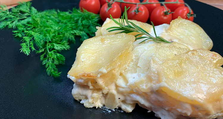 Gratin dauphinois : Recette facile