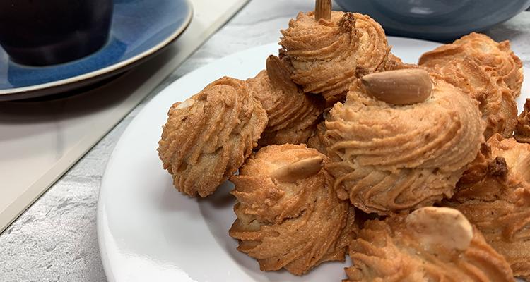 Petits Fours Tunisiens Aux Amandes Nessma Cuisine