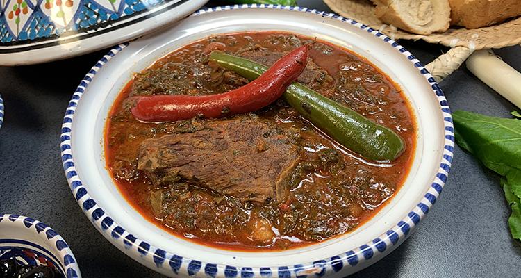 Market Khodhra Ragoût de légumes