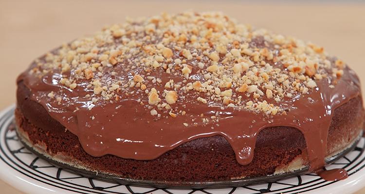 Gâteau au yaourt chocolat - koujinet Elyoum Ep 56