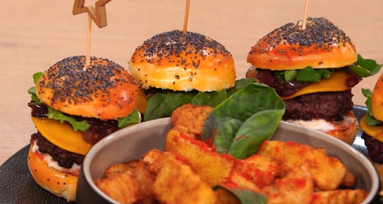 Mini Burgers - koujinet Elyoum Ep 85