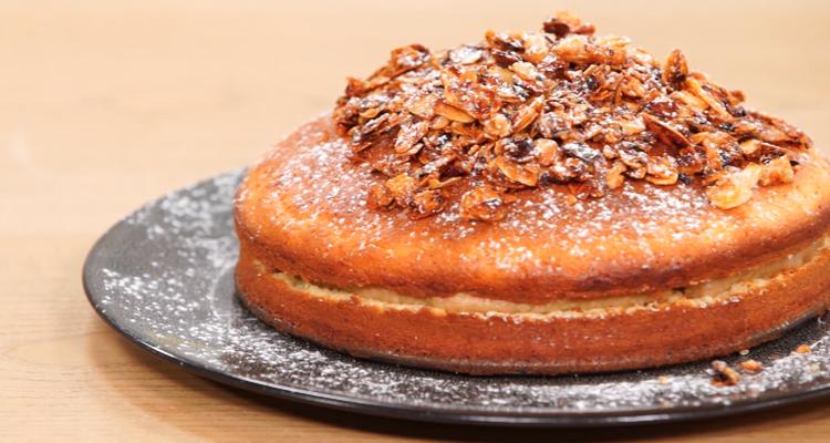 Gâteau aux amandes - koujinet Elyoum Ep 84