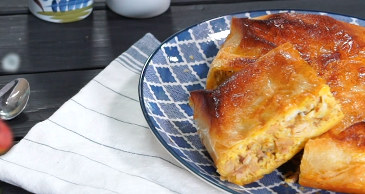 Tajine Malsouka, Crème Dessert - Har w Hlow Ep 7