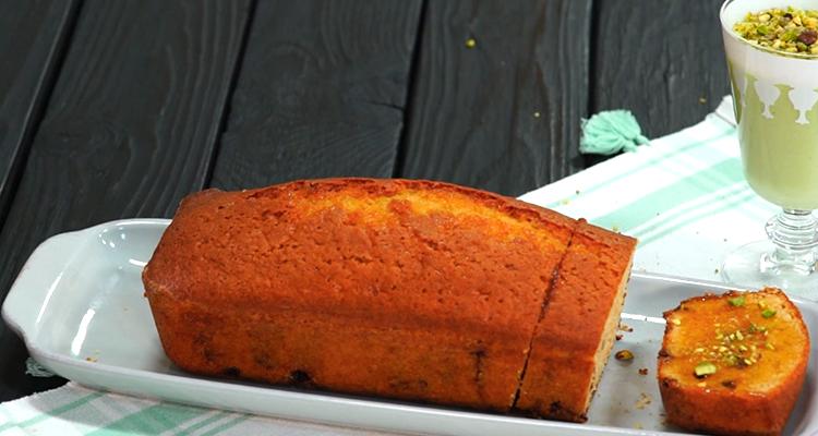 Gâteau au yaourt ultra moelleux - Har w hlow Ep 45