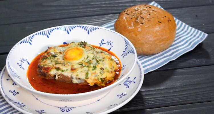 لحمة تن، خبز صحي - حار وحلو - الحلقة 54